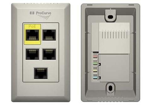 התקן גישה HP ProCurve MSM317