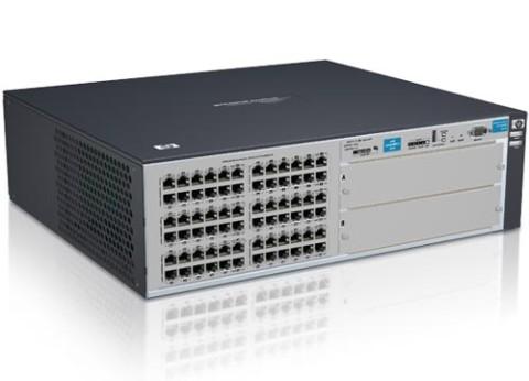 ממתג / רכזת ProCurve HP 4200 vl