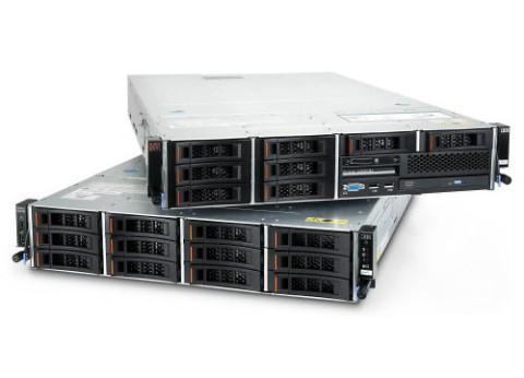 שרת אחסון יבמ IBM x3650 M5
