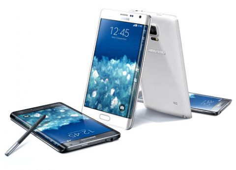 סמסונג גלקסי נוט אדג' Galaxy Note Edge