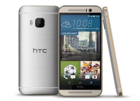 טלפון חכם סמארטפון HTC One M9