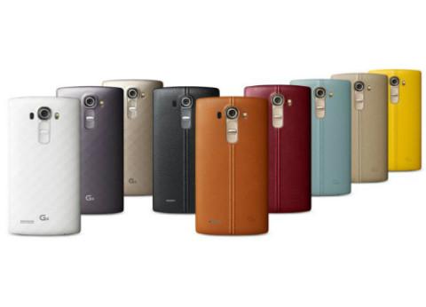 טלפון סמארטפון LG G4