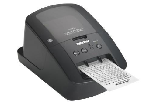 מדפסת מדבקות ברקוד QL-720NW
