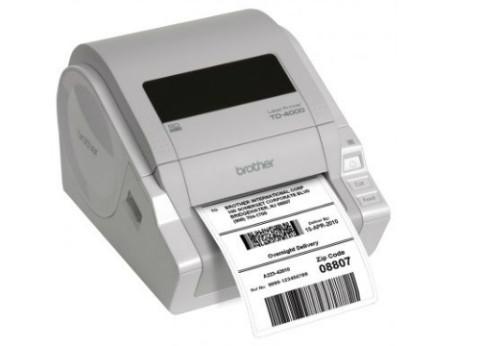 מדפסת מדבקות מקצועית TD-4000