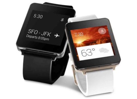 שעון יד חכם LG G Watch