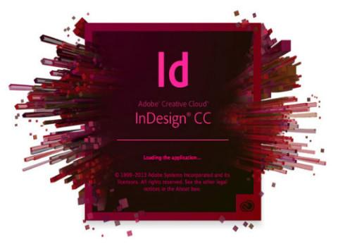 תוכנת עיצוב והוצאה לאור אדובי אינדיזיין InDesign