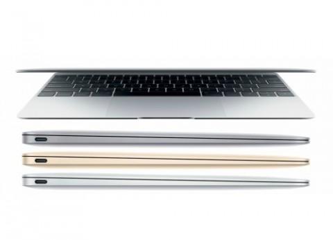מחשב לפטופ אפל מקבוק MacBook 1.2GHz 12