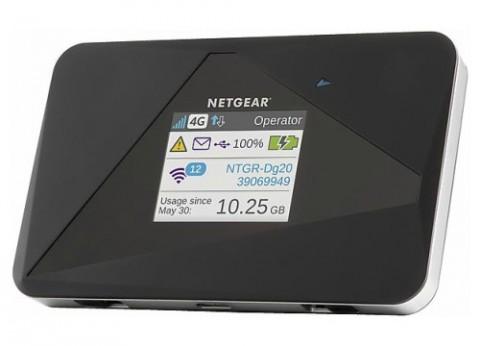 ראוטר סלולרי נייד נטגיר NetGear AirCard 785S